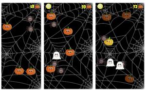 apps halloween para niños, apps halloween, halloween 2020, apps y autismo, apps para TEA, auticmo, halloween y autismo