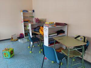 facilitar la inclusión, inclusión alumnos ACNEAE, necesidades especiales, aula TEA, apoyos visual, estructuración del aula