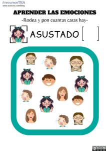 juegos de emociones para niños, emociones niños, actividades de emociones infantil, actividades de emociones educacion especial